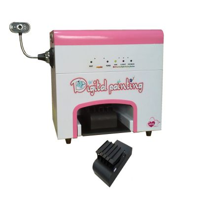 Nail Art Printer(Multifunctional,With Camera & PC Inside)