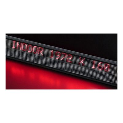"46"" x 5"" Indoor 2 Lines LED Scrolling Sign(Tricolor or Single Color)"