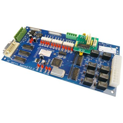 Infiniti Printer servo board and converter board