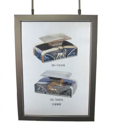 "A2 (23.4"" x 16.5"") Double Sides LED Super Slim Light Box (With Printing)"