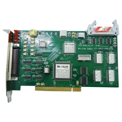 WIT-COLOR Ultra2000 PCI Pixel Board