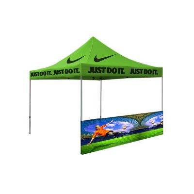 10ft Canopy Half Wall(Full Color Printing)