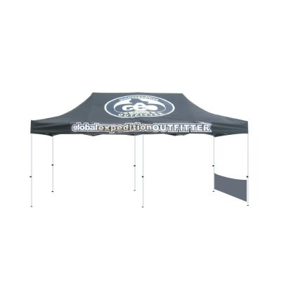 20ft Canopy Half Wall(Full Color Printing)