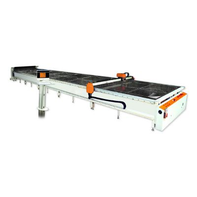 "iECHO 122"" x 275.6"" (3100mm x 7000mm) High Speed Large Format CNC Flatbed Digital Cutter"