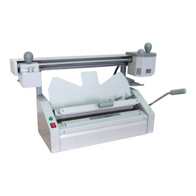 "460*325mm (18"" x 12.7"") Perfect Binding Machine(Dust-free Spine Roughening Unit)"
