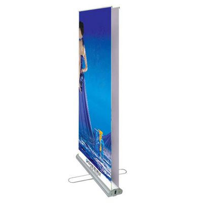 "High Quality Double Sided Roll Up Banner (33"" W x 79"" H) (Graphic Include)"