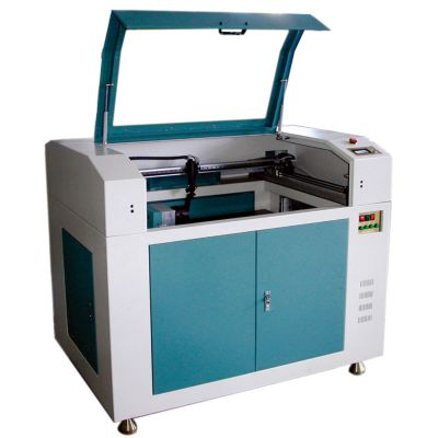 "35"" x 24"" (900mm x 600mm) Electric Up - down Lifting Laser Engraving & Cutting Machine, 60W"