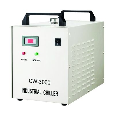 CW-3000 Industrial Water Chiller, 0.8KW / 1.5KW Multi - heads Spindle Cooling, AC 1P 220V, 50HZ