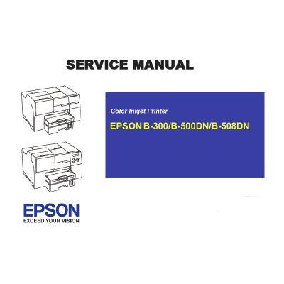 free download epson b 300 b 500dn b 508dn printer english service rh sign in china com epson service manual pdf epson service manual free download