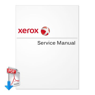 XEROX 1025, 1038 Series Service Manual