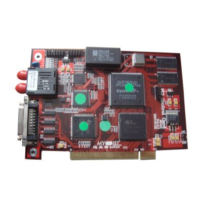 MYJET 382LA3208 Printer PCI Card (First Generation)