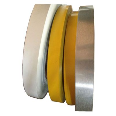 "50mm (2"") x 200m (656ft) White Aluminum Tape (Flat Coil Without Folded Edge) for Channel Letter Sign Fabrication Making"