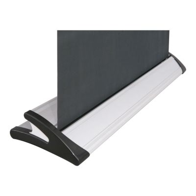 "33"" W x 79"" H V-Shaped Base Roll Up Banner Stand (Stand Only)"