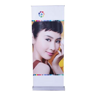 "31.5"" x 78.8"" Retractable Roll Up Tradeshow Display Banner Stand (FREE PRINT)"