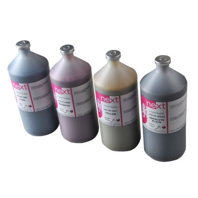 1 Liter Original Italy Jteck Water Based Dye Sublimation Ink for Textile Fabric Printing