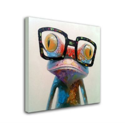 "Custom Gallery Wrapped Canvas Painting Print On Oil Canvas, Wall Art Pictures(19.7"" x 19.7"", Graphics and Frames Included)"