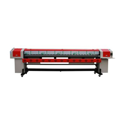 3.2M Xaar128 Series Economical Solvent Large Format Printer