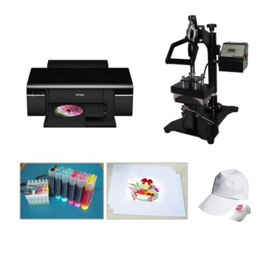 Cap Heat Press Kit