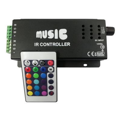 Music 24 Key 18A IR Controller