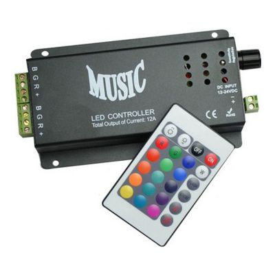 24 Key Music - IR Controller