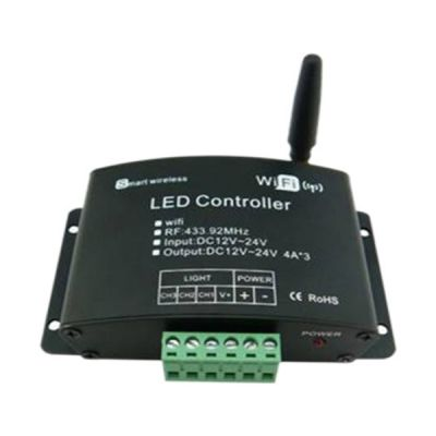 RGB LED WIFI Controller Controlled by Android or IOS System