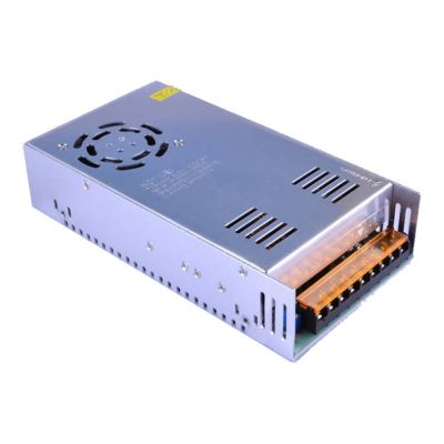 300W AC100V-240V to DC 5V 60A Non-Waterproof Metal Cover Universal LED Switching Power Supply(for LED Pxiel Lights)