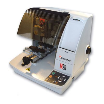 Gravograph M20Pix Mechanical Photo Engraver, Designed for Picture and Text Engraving