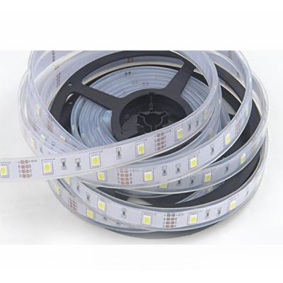 5M Waterproof IP65 150 LED Strip Light 5050 SMD String Ribbon Tape Roll 12VDC