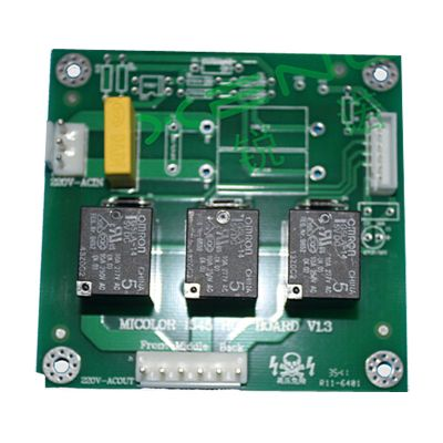 Xenons X3A-7407ASE / X3A-7407ADE / X3A-6407ASE / X3A-6407ADE Printer Hot Board