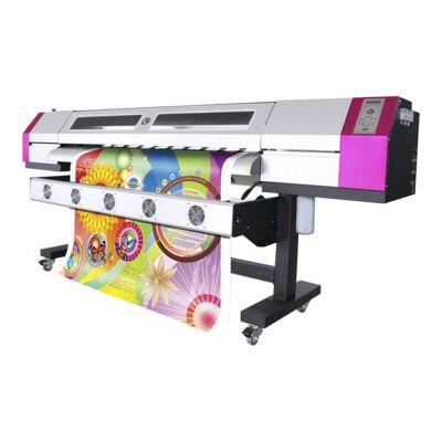 1.8M GALAXY UD-1812LC Eco-solvent Inkjet Printer