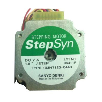 Sanyo Step Motor For router Machine