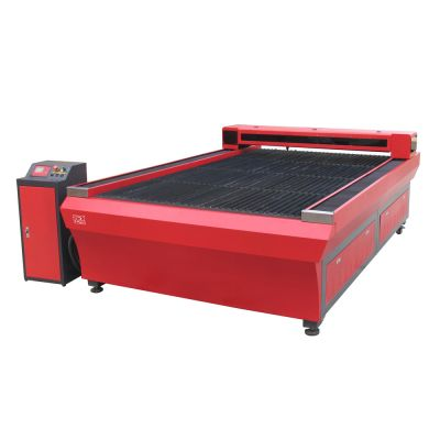 "51"" x 71"" 1318 Advertising and Clothing Laser Cutter, with 150W Laser and Ball Screw Transmission"