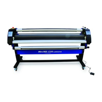 "Door to Door Service Ving 67"" Economical Full - auto High Low Wide Format Single-Side Heat-Assist Cold Laminator"