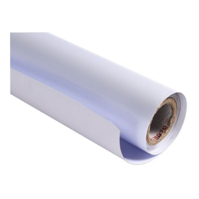 "50"" (1.27m) Glossy Heat Resistant Vehicle Vinyl UV Vinyl with Grey Adhesive Glue 140G"
