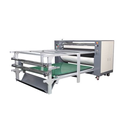 Roll-to-Roll Large Format Heat Transfer Machine 1700Air (Oil-warming Machine)
