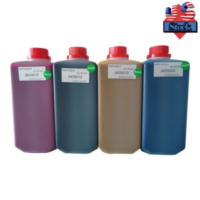 US Stock-4L High Quality Compatible Roland ECO Solvent Ink(3-Year Outdoor Durability) YMCK(Out of Stock)