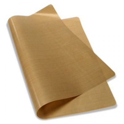"Limited Offer-16"" x 24"" Teflon Fabric Sheet 5Mil Thickness for Sublimation Printing"