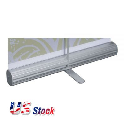 "Clearance Sale! US Stock- Good Quality Standard Roll Up Banner Stand-2 (33"" W x 79"" H) (Stand Only)"