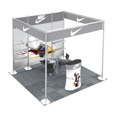 10FT x 10FT Portable Modular Trade Show Display System
