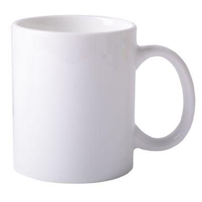 11 Oz Orca Coating White Mug Grade Aa For Sublimation