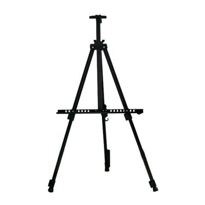 Adjustable Tripod Stand Sign Displays Bar Portable +Bag (Black)