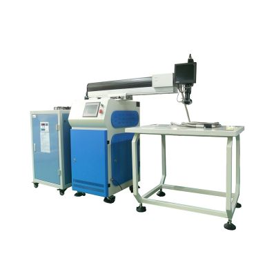 Ving 500W Dual Optical Path Laser Welding Machine for Fine Metal Channel Letter Making