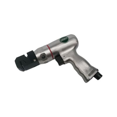 Pneumatic Pistol Grip Punch/Flange Tool (4mm Diameter Hole)