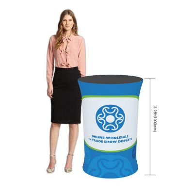 Oval Fabric Tension Counter (Graphics Included)
