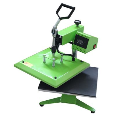 "15"" x 15"" Swing-Away Manual T-shirt Heat Press Machine"