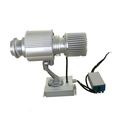 Outdoor IP65 Waterproof 10W LED Rotating Gobo Advertising Logo Projector Light