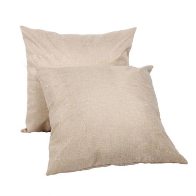 Linen Sublimation Blank Pillow Case Cushion Cover