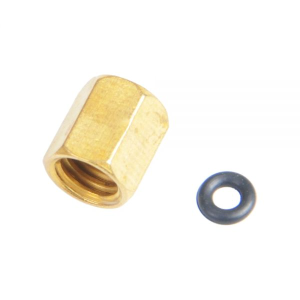 Copper Screw With O Ring For Small Damper Ink Piping 1 8