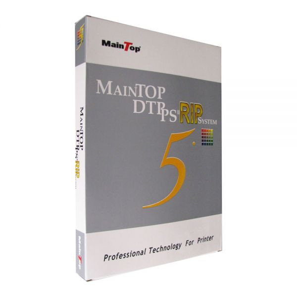 Maintop Rip Software V5 5x For Epson Stylus Pro 9800