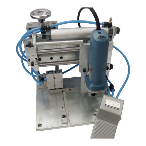 Small Size Pneumatic Bending Slot Cutting Machine Tools